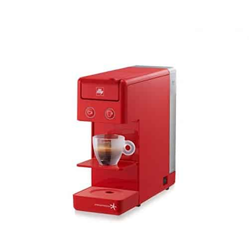 Illy Iperespresso Y3 opinioni