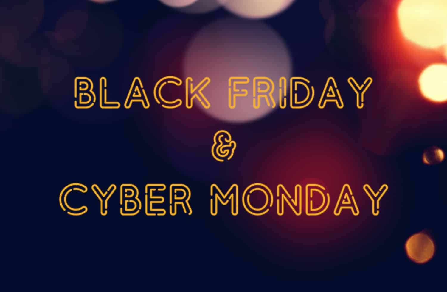 Black Friday 2019 e Cyber Monday 2019 tutte le date le offerte i vocucher di Amazon Ebay Apple