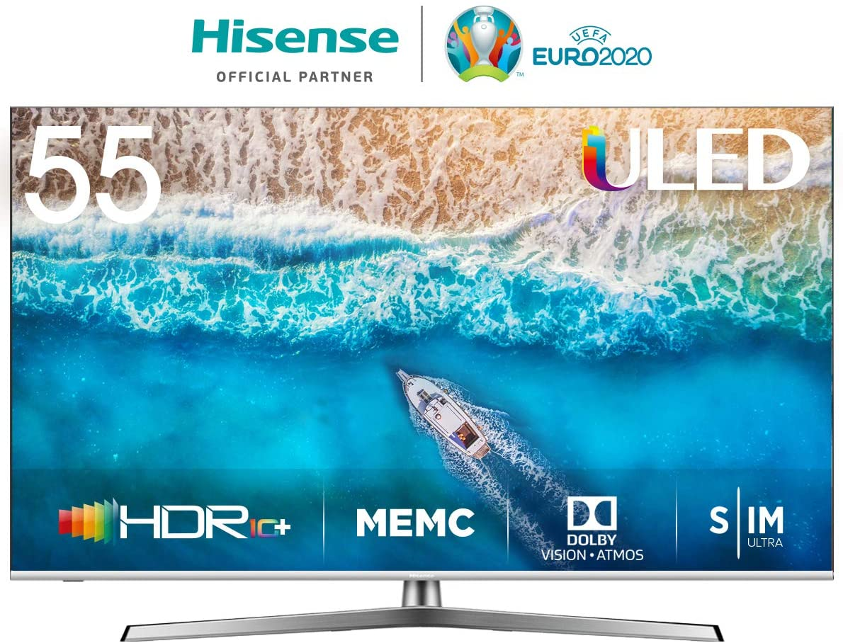 Recensione Hisense H55U7BE Smart TV ULED Full HD opinioni