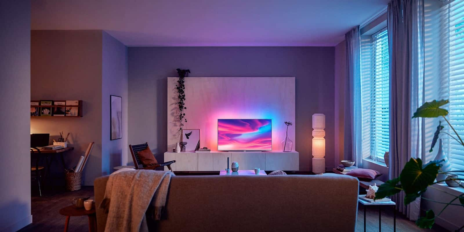Migliore android TV 4K Led Philips 7300 series recensione