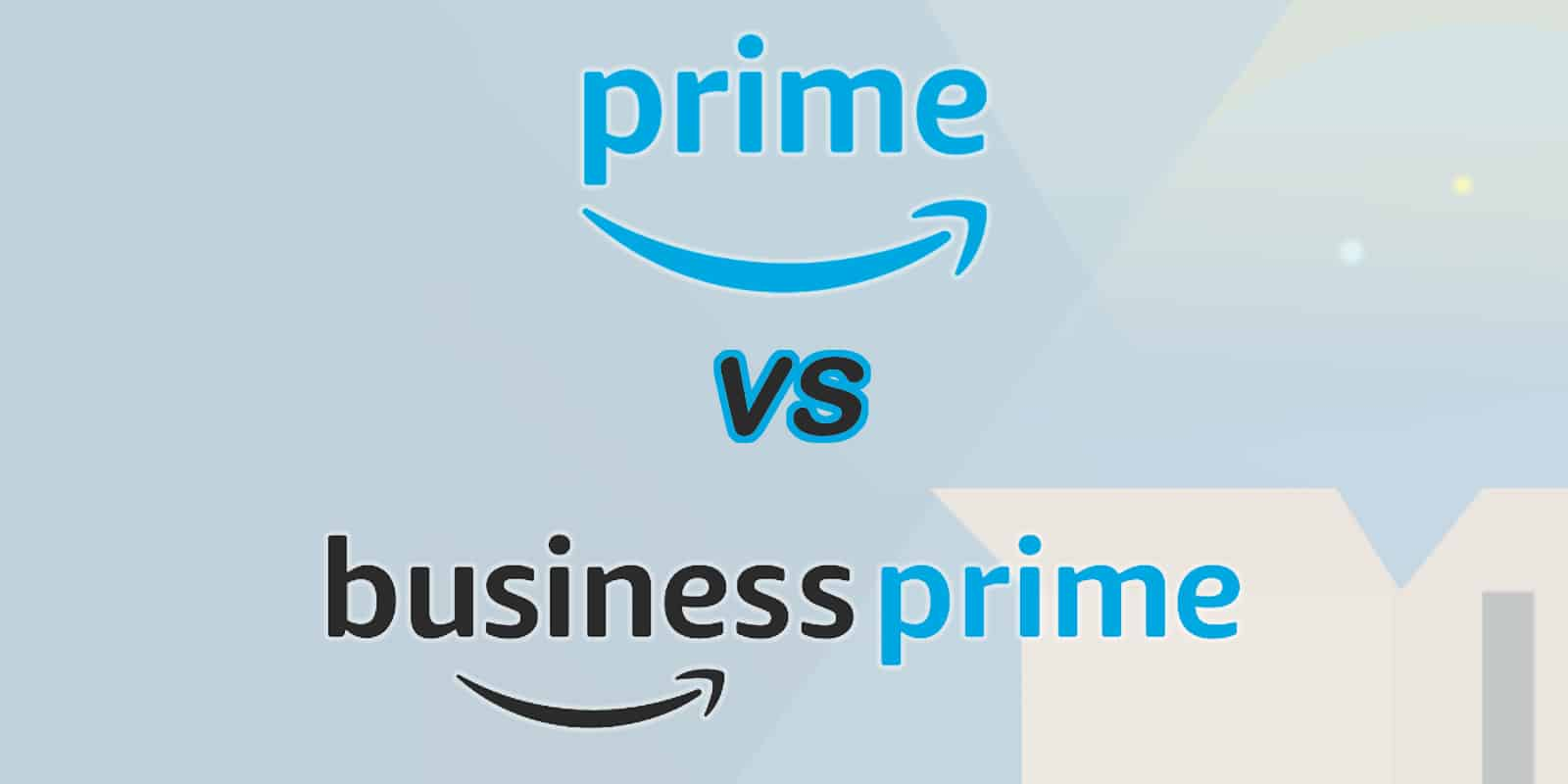 Differenze tra Amazon Prime Business per aziende e professionisti e Amazon Prima per privati e famiglie