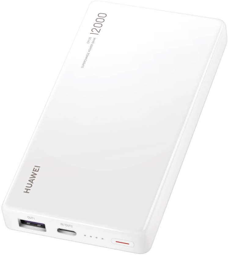 Migliore power bank recensioni opinioni consigli Huawei Cp12S 12000 40W Supercharge Power Bank
