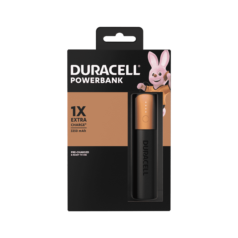 Duracell Power Bank 3350 mAh Recensione