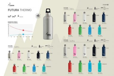 Laken Futura Thermo borraccia termica thermos recensione