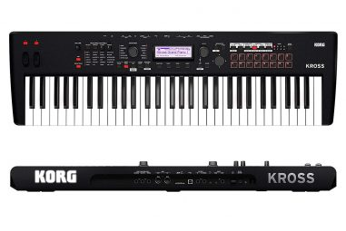 KORG Kross 2 61 Synth Workstation