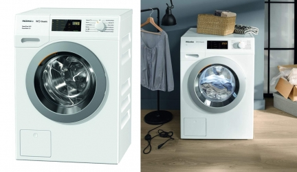 Lavatrice Miele WDB 038 WPS Active recensione